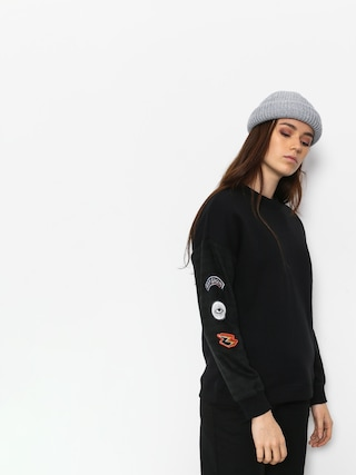 Roxy Sweatshirt Common Heart Wmn (true black)