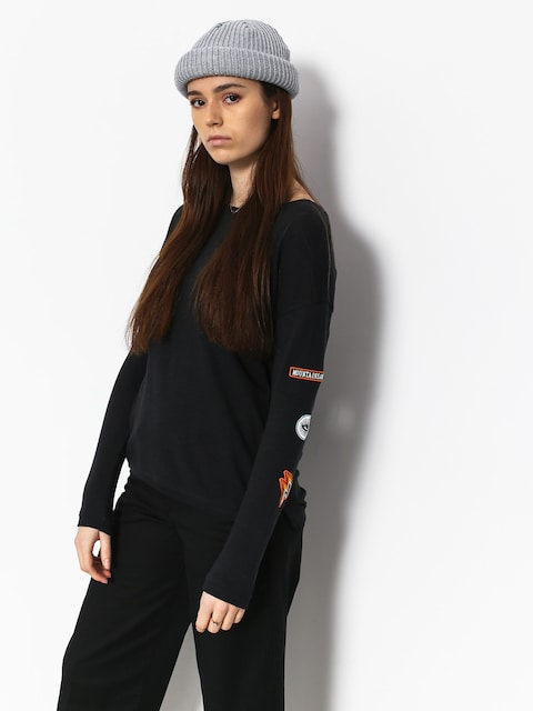 Roxy Longsleeve Constel Party B    Wmn (true black)