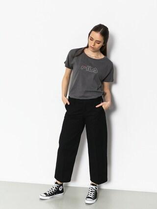 Fila T-shirt Ludi Wmn (mid grey melange)