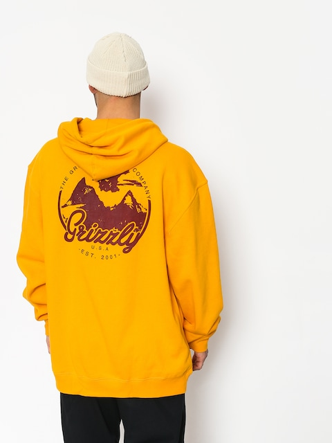Grizzly Griptape Everest HD Hoodie