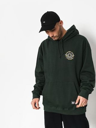 Grizzly Griptape Sunshower Hoodie (rotten green)