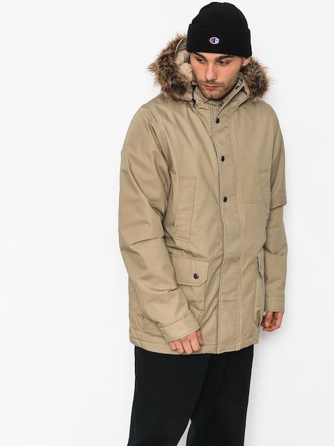 Volcom Lidward Parka Jacket (kha)