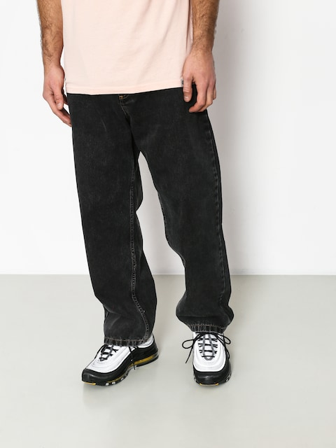 Polar Skate 93 Denim Pants (black)