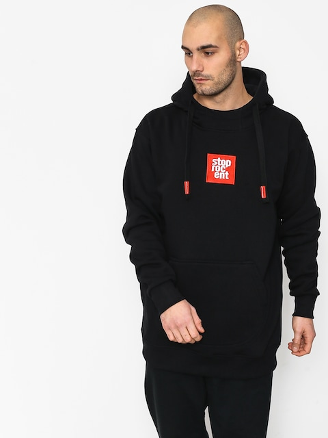 Stoprocent Cube HD Hoodie