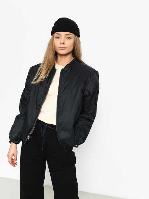 Volcom Play The Fool Puffa Jacket Wmn (blk)