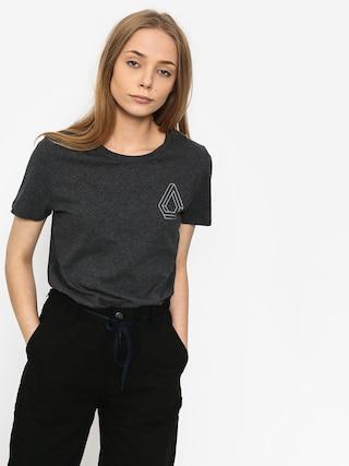 Volcom Skullactic Wave T-Shirt Wmn (chr)