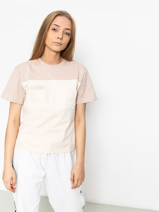 Fila Allison T-shirt Wmn (pink tint/eggfrog/mushroom)