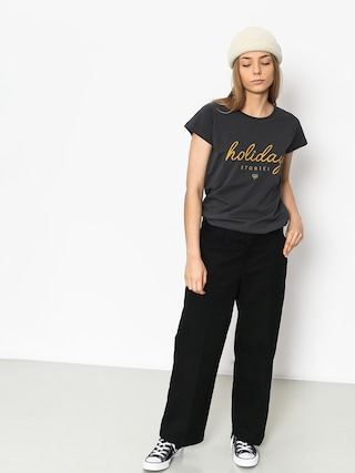 Femi Stories Klark T-shirt Wmn (wblk)