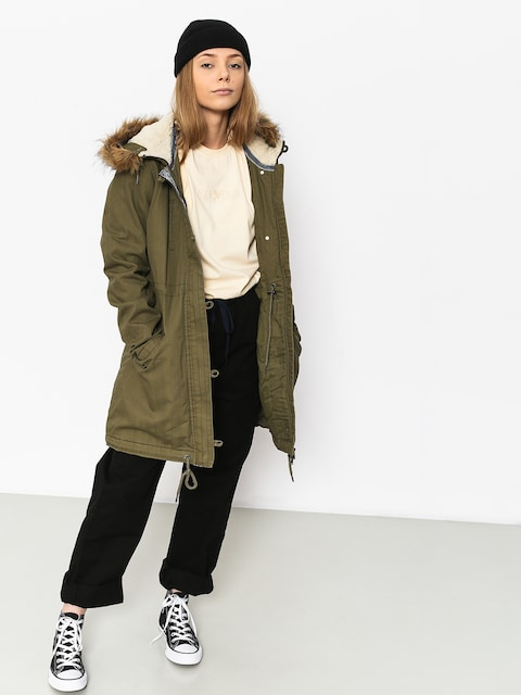 Roxy Essential Element Jacket Wmn (olive)