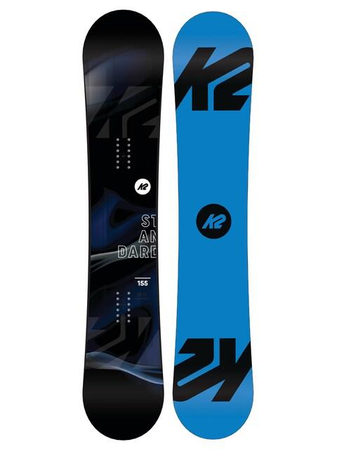 K2 Snowboard K2 Standard (blue/black)
