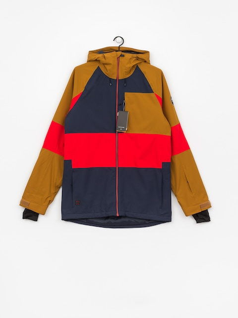 Quiksilver Sycamore Snowboard jacket (dress blues)