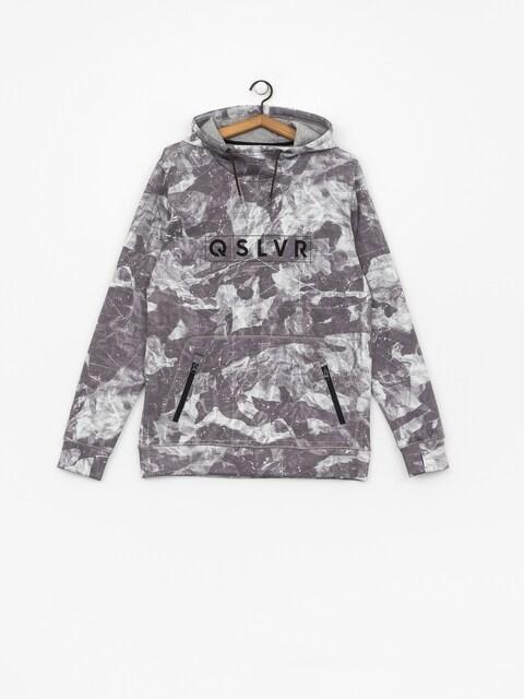 Quiksilver Freedom Hd Active sweatshirt (tannenbaum black)