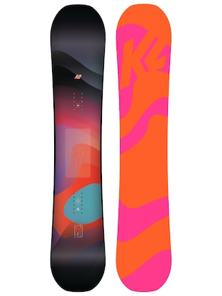K2 Snowboard Bright Lite Wmn (orange/pink)