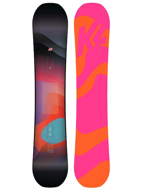 K2 Snowboard Bright Lite Wmn (pink/orange)