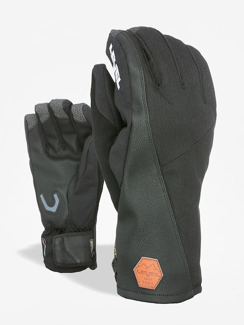 Level Matrix Duo Gloves (black)