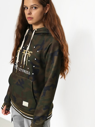 Femi Stories Blend HD Hoodie Wmn (cmo)