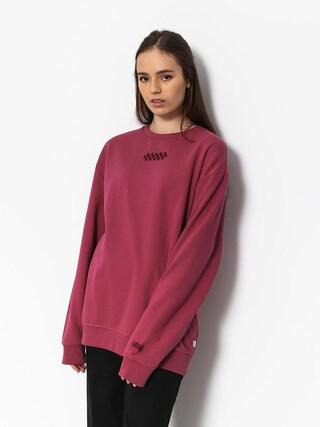Vans Overtime Sweatshirt (dry rose)
