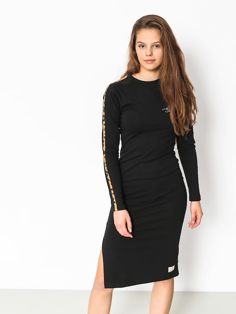 Femi Stories Glam Dress Wmn (blk)