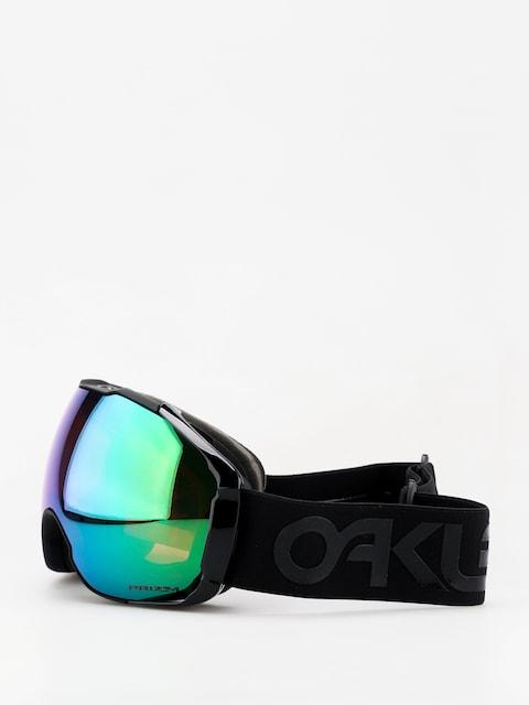 Oakley Airbrake XL Goggles (factory pilot blackout/prizm jade iridium & prizm rose)