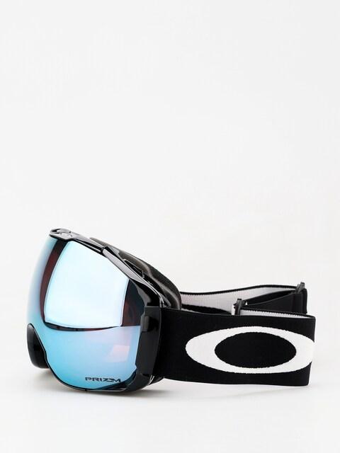 Oakley Airbrake XL Goggles (jet black/prizm sapphire iridium & prizm hi pink iridium)