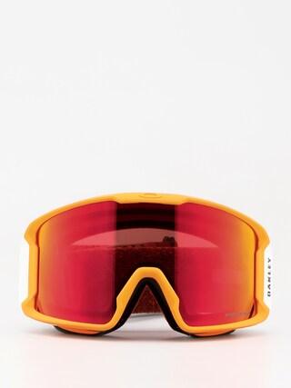18b39ee2d24 Oakley Line Miner Goggles (mystic flow neon orange prizm snow torch iridium)