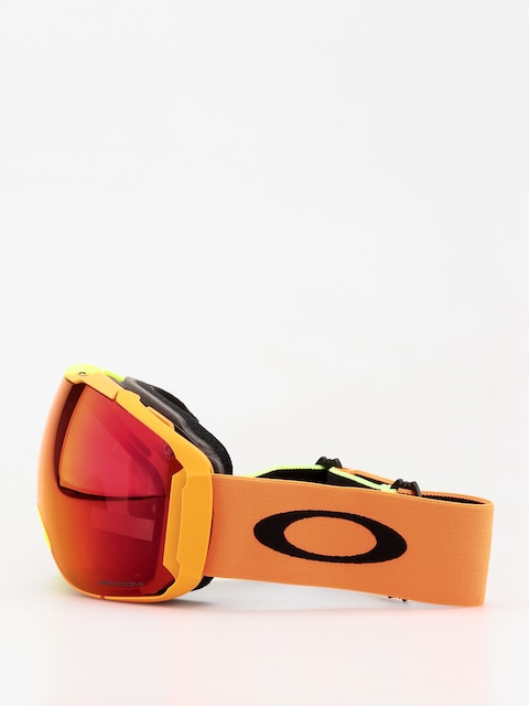 Oakley Airbrake XL Goggles (2018 team oakley/prizm snow torch iridium)