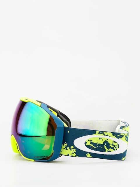 Oakley Airbrake XL Goggles (arctic fracture retina/prizm snow jade iridium)