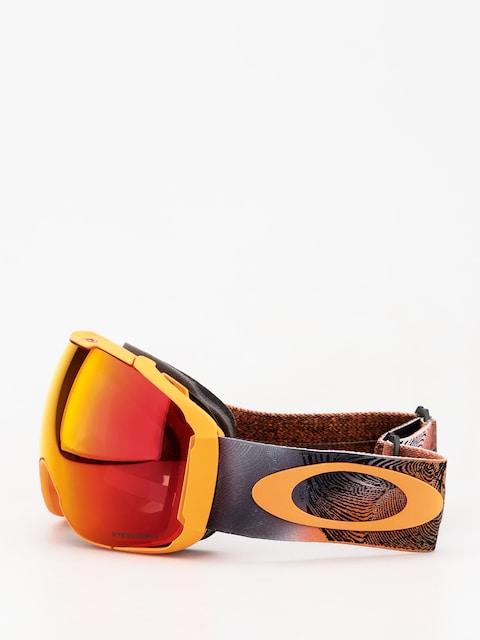 Oakley Airbrake XL Goggles (mystic flow neon orange/prizm snow torch iridium)