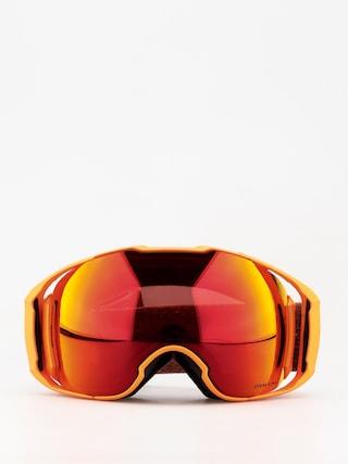 f8d0f15a773 Oakley Airbrake XL Goggles (mystic flow neon orange prizm snow torch iridium )