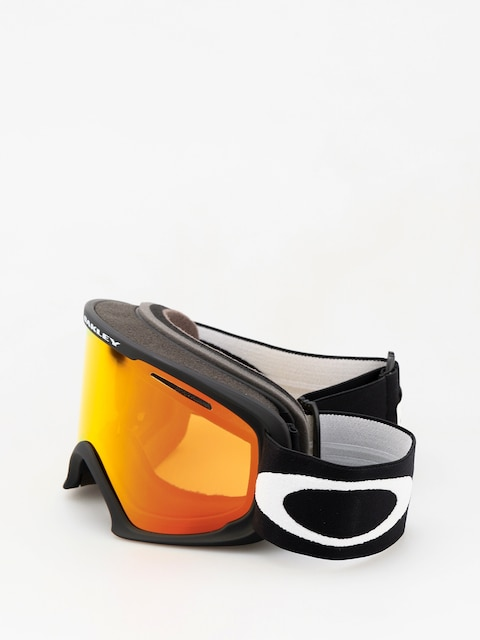 Oakley O Frame 2 0 Xl Goggles (matte black/fire iridium)
