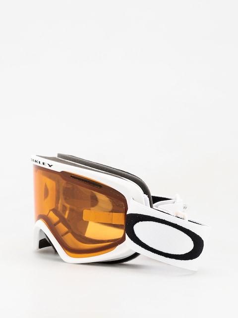 Oakley O Frame 2 0 Xm Goggles (matte white/persimmon)