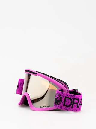Dragon DX2 Goggles (violet/lumalens silver ion/dark smoke)