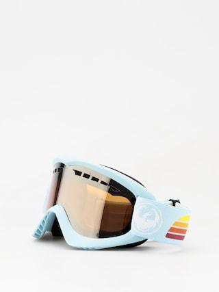 Dragon DX Goggles (rise/lumalens silver ion)