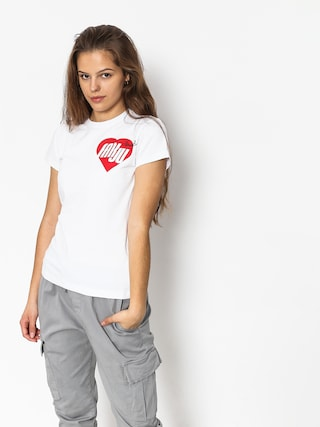 Stoprocent Tds Fakju T-shirt Wmn (white)