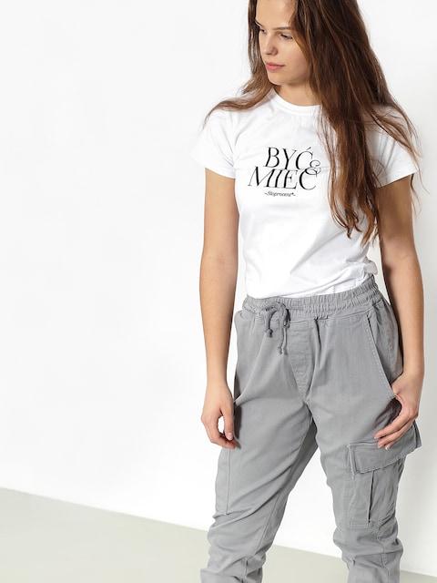 Stoprocent Tds Być T-shirt Wmn