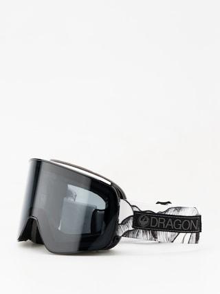 Dragon NFX2 Goggles (c.benchetler sig/dark smoke/lumalens red ion)
