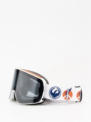 Dragon NFX2 Goggles (danny davis sig/dark smoke/lumalens rose)