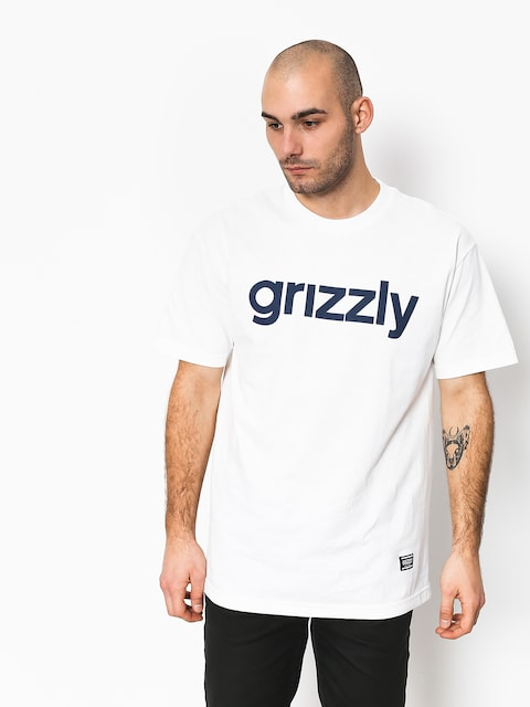 Grizzly Griptape Lowercase Tee T-Shirt