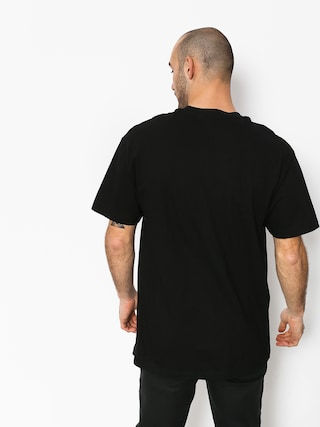 Grizzly Griptape Lowercase Tee T-shirt (black)