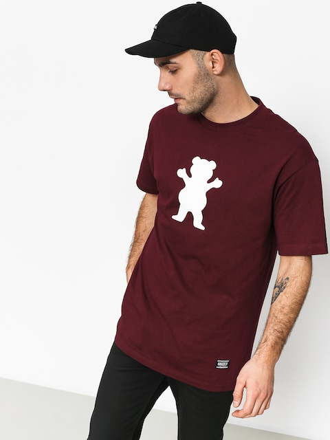 Grizzly Griptape Og Bear Basic Tee T-shirt