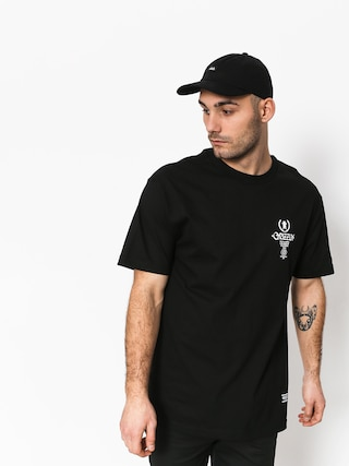Grizzly Griptape Volume One Tee T-shirt (black)