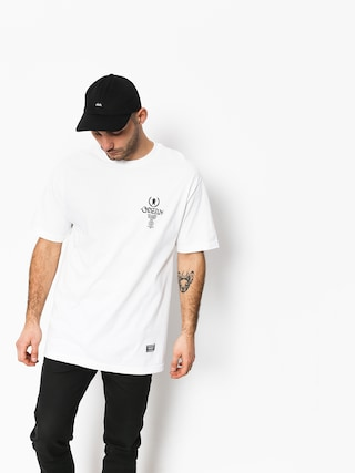 Grizzly Griptape Volume One Tee T-Shirt (white)