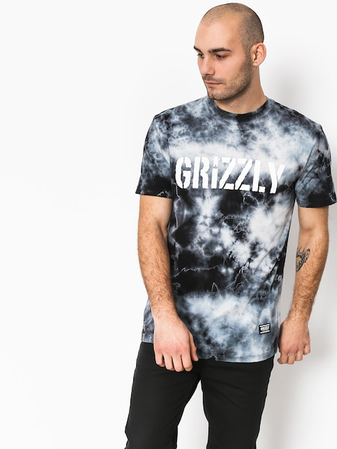 Grizzly Griptape Storm Front Tie-Dye T-shirt