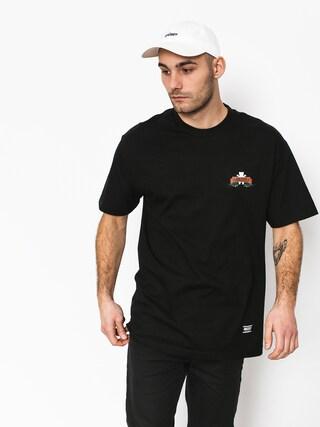 Grizzly Griptape Fear The Deer T-shirt (black)