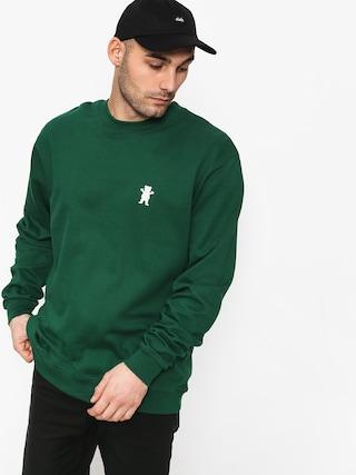 Grizzly Griptape Og Bear Emb Hoodie (green)