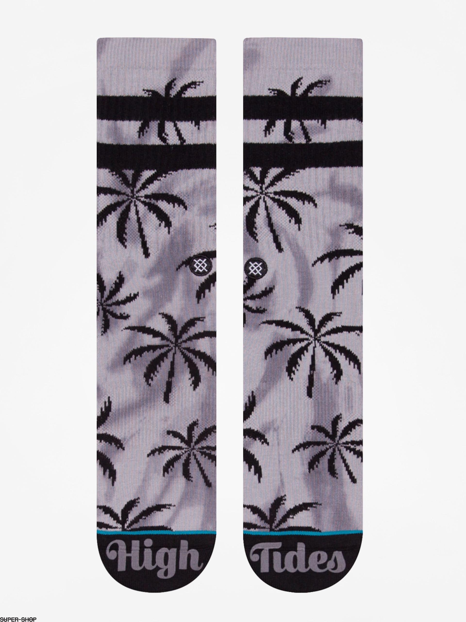 STANCE HIGH TIDES Socken black