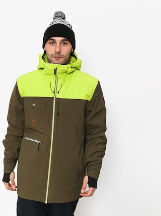 Quiksilver Arrow Wood Snowboard jacket (grape leaf)