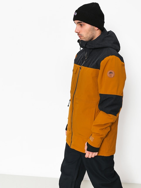 Quiksilver Arrow Wood Snowboard jacket (golden brown)