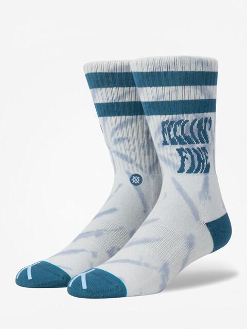 Stance Feelin Fine Socks (blue)
