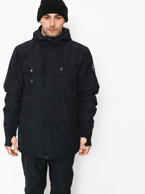 Quiksilver Mission Soli Snowboard jacket (black)